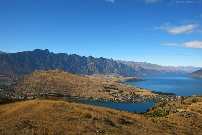 Queenstown, Lake Wakatipu & the Remarkables, NZ