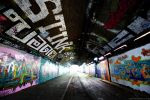 Banksy tunnel, Londres